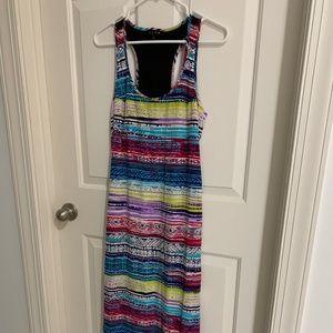 GLAM Maxi dress - size small